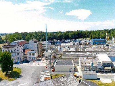 L'usine de Couterne. - Site web Segens.
