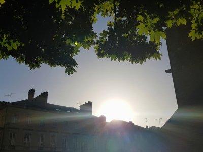 Une chaleur écrasante s'installe avec jusqu'à 40°C dans l'Orne et des températures qui resteront élevées la nuit.