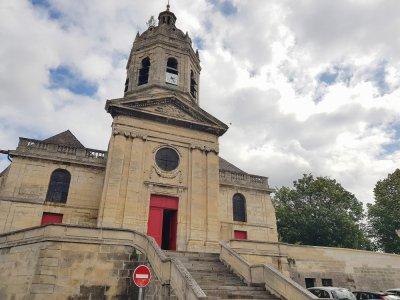 église de vaucelles à Caen