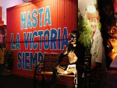 L'exposition est présente sur près de 1500 m2 et dévoile le Cuba des années 50-60. - Caen Evenements