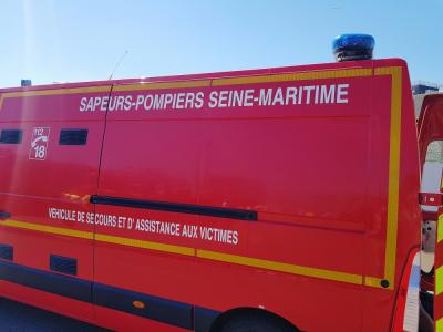 Un accident entre trois voitures a fait un blessé grave lundi 2 novembre à Bec-de-Mortagne.