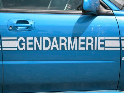 Les gendarmes ont avisé les démineurs de cette découverte mardi 17 novembre à Fontaine-le-Dun, pour neutraliser l'obus.