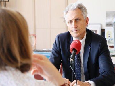 Dans un contexte sanitaire inédit, le maire Joël Bruneau a été réélu maire avec plus de 50% des suffrages exprimés.