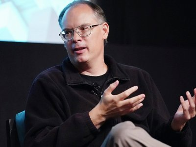 Tim Sweeney, le patron d'Epic Games, à West Hollywood en Californie, le 12 juin 2019