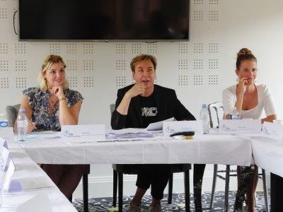 Un jury d'experts.    Guillaume Lemoine