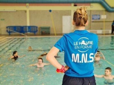 Dans le cadre de Le Havre en Forme, outre ces stages gratuits, l'entrée des piscines municipales est à 1€ tout l'été.