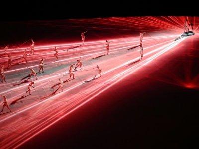 Des danseurs participent à la cérémonie d'ouverture des Jeux Olympiques, le 23 juillet 2021 au Stade Olympique à Tokyo    Lionel BONAVENTURE [AFP]