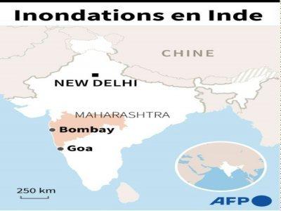 Inde : inondations meutrières     [AFP]