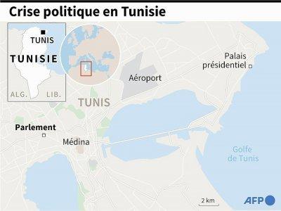 Crise politique en Tunisie - Vincent LEFAI [AFP]