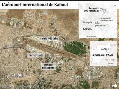 L'aéroport international de Kaboul     [AFP]