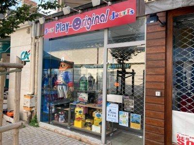 Play Original a ouvert ses portes en juillet à Ouistreham.    Nathalie Hamon