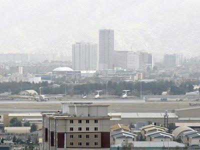 Des avions de ligne sur le tarmac de l'aéroport de Kaboul, le 14 août 2021 en Afghanistan    Wakil KOHSAR [AFP/Archives]