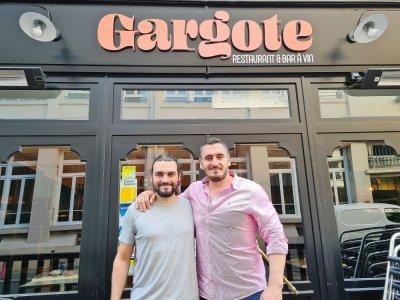 Maxime Corbes et Jessy Guezouli sont à la tête de ce nouvel établissement rouennais.