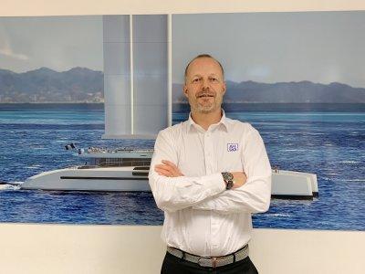 Ludovic Gérard est le directeur général de l'entreprise AYRO.    DR