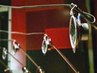 Des installations sonores sont aussi proposées par certaines artistes.