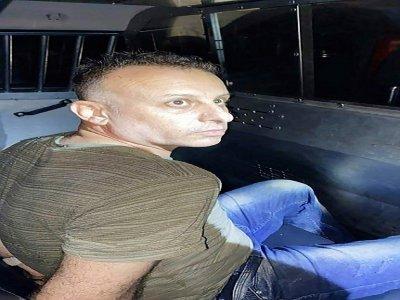Photo diffusée par la police israélienne, le 11 septembre 2021, montrant Yaqoub Qadri, arrêté à Nazareth, l'un des six Palestiniens échappés d'une prison quelques jours auparavant    - [ISRAELI POLICE/AFP]