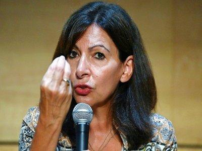 La maire de Paris Anne Hidalgo le 7 septembre 2021 à Montpellier    Pascal GUYOT [AFP/Archives]