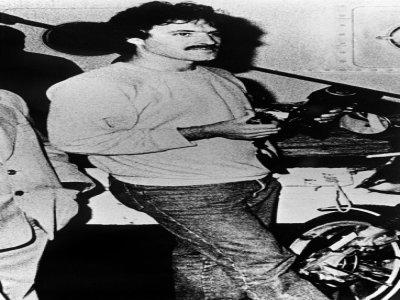 Photo non datée du photographe portugais Fernando Pereira décédé dans l'attentat contre le Rainbow Warrior, bateau du mouvement écologiste Greenpeace, en juillet 1985 dans le port d'Auckland, en Nouvelle-Zélande    - [AFP/Archives]