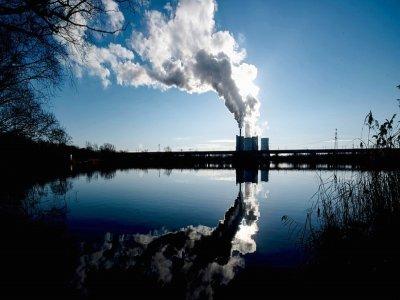 La centrale au charbon de Schkopau, dans l'est de l'Allemagne le 16 janvier 2020 - Hendrik Schmidt [dpa/AFP/Archives]