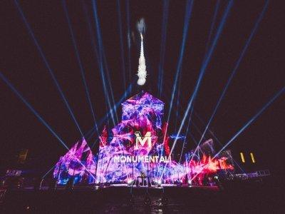 Le Monumental Tour sur le Mont Saint-Michel - DimWorks