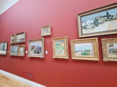 Une partie de l'impressionnante collection du couple Baudoux est désormais exposée au Musée des Beaux-Arts.