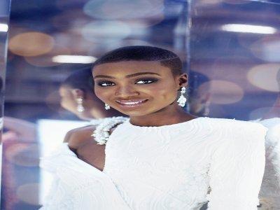 """Safiëtou Kabengele est âgée de 23 ans. À Coutances, la jeune femme espère""""casser les codes et représenter la diversité normande"""". - Smaïn Boutamtam"""