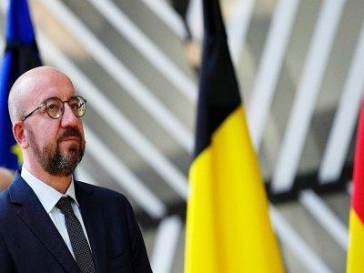 Charles Michel en juillet 202 à Bruxelles - Virginia Mayo [POOL/AFP/Archives]