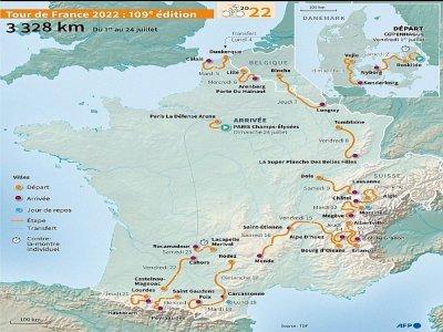 Le Tour de France - [AFP]