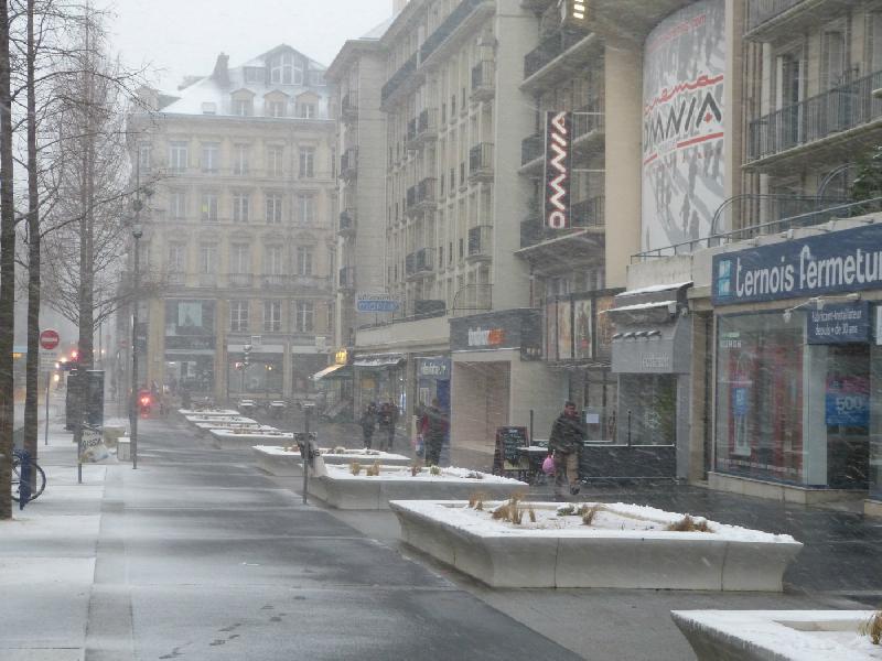La rue de la République - Thomas Blachère