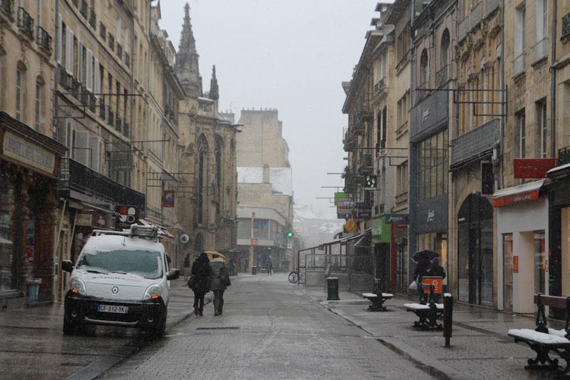 Centre-ville de Caen