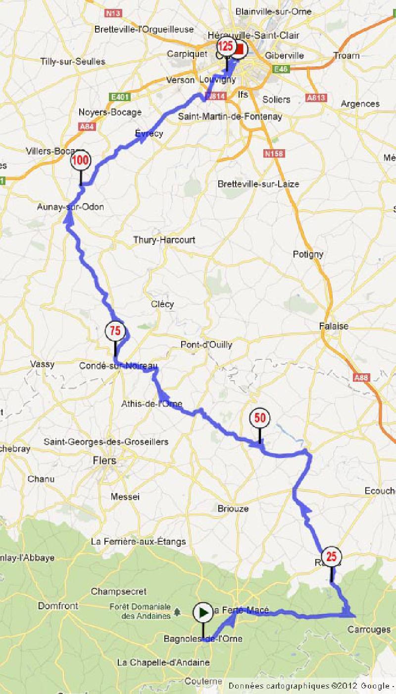 Tour de Normandie - Etape 6