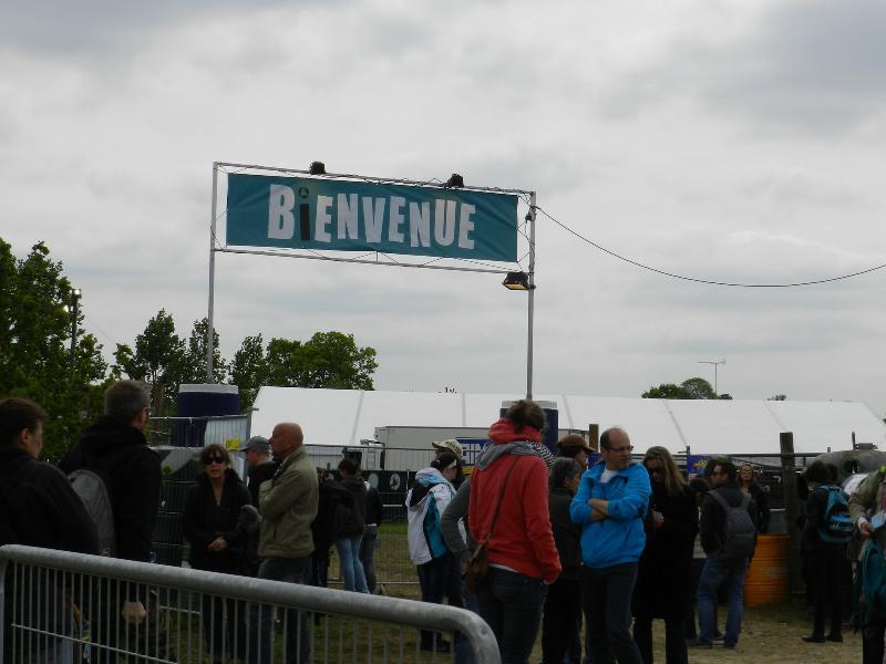 Les portes du festival ouvrent à 15H - Tendance Ouest