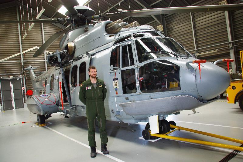 L'EC-225, la Rolls Royce des hélicoptères. - Célia Caradec