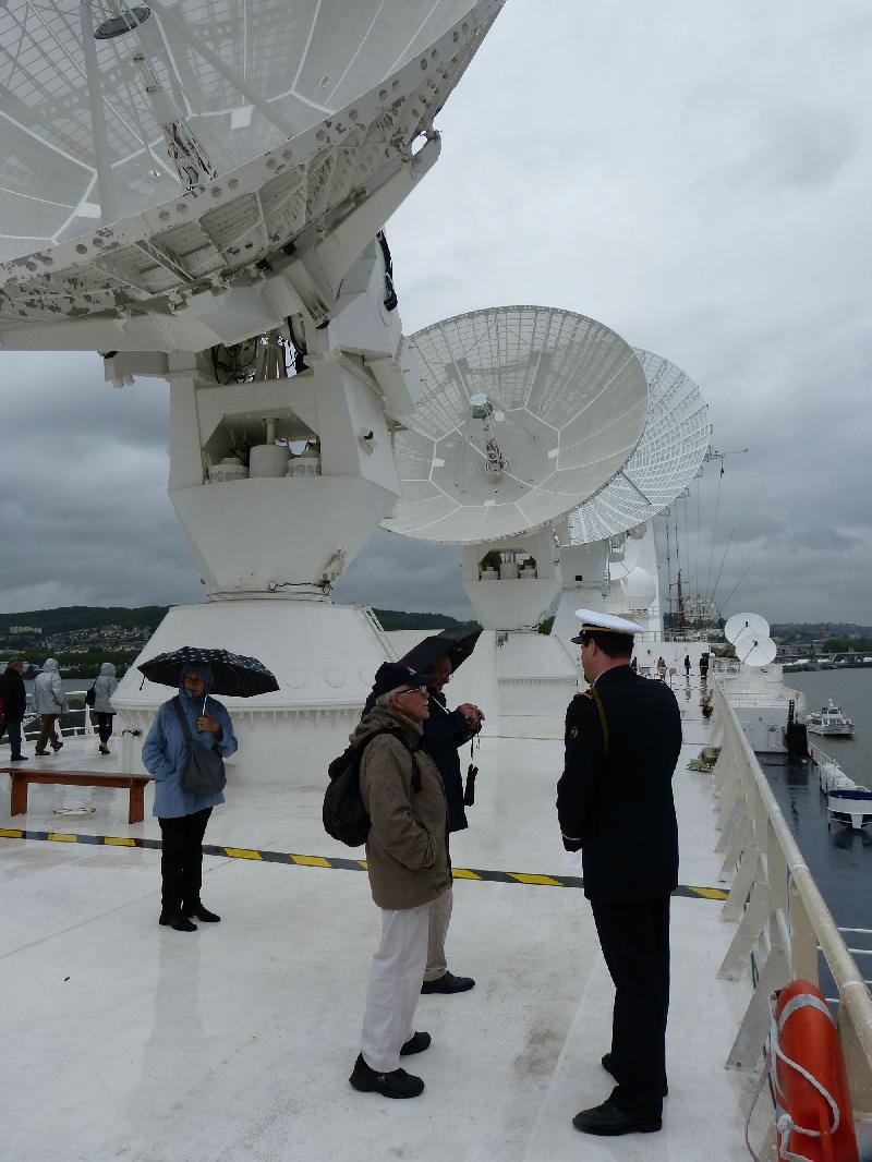 Les radars de haute technologie. - Thomas Balchère