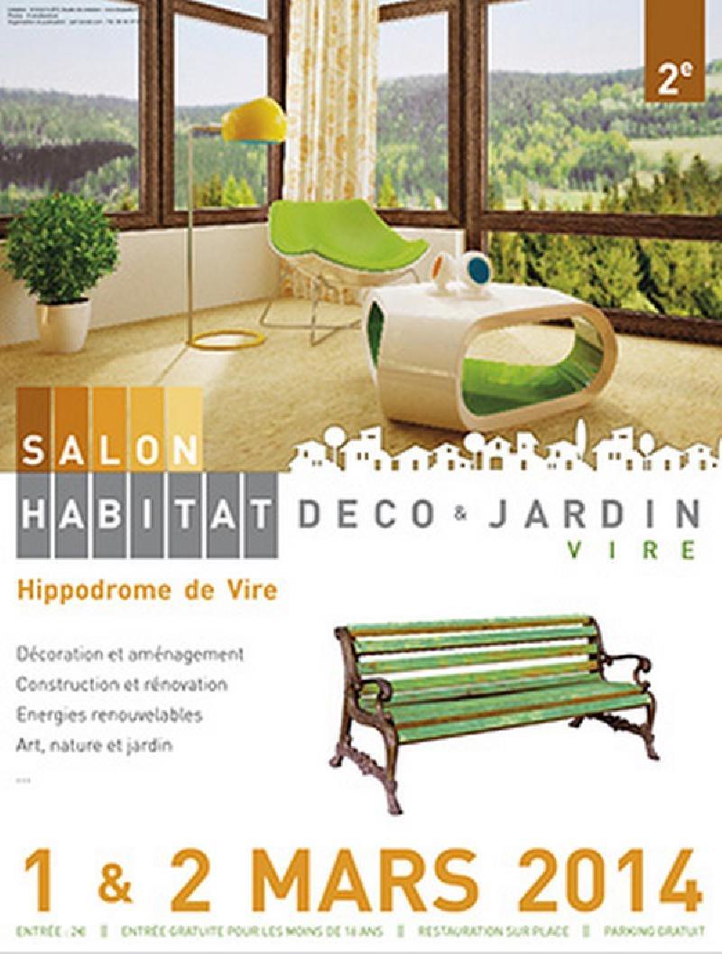 Vire 2 me salon habitat d co et jardin for Habitat et jardin