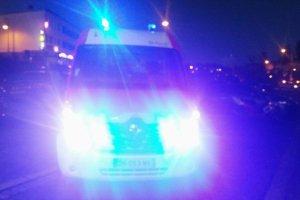 Seine-Maritime : une voiture percute un mur, un homme grièvement blessé