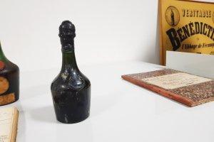 Bénédictine: une bouteille vieille d'un siècle