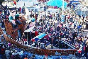 Granville bascule dans le carnaval pour cinq jours de fête