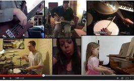 Il compile des morceaux sur YouTube pour n'en cr�er qu'un [Vid�o]