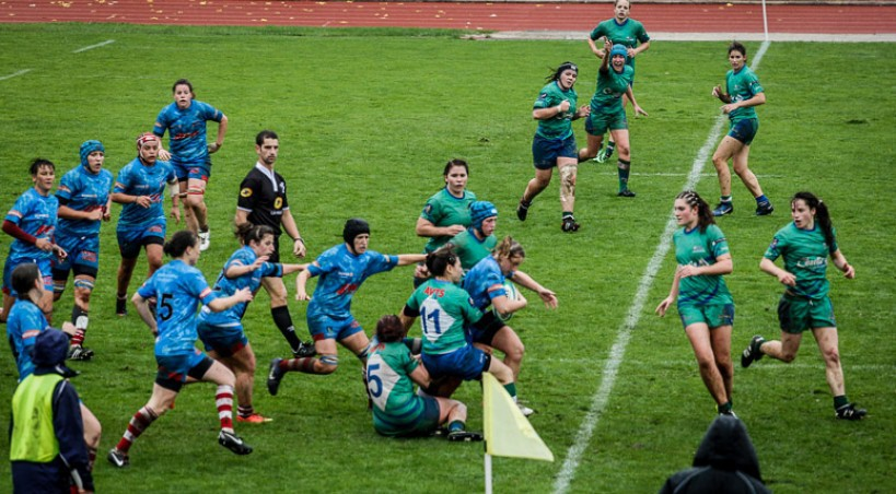 Rugby : six Caennaises en s�lection Grand Ouest