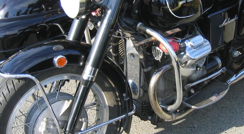 Une moto à 14 000 € dérobée par un fourgon à Petit-Couronne - Tendance Ouest