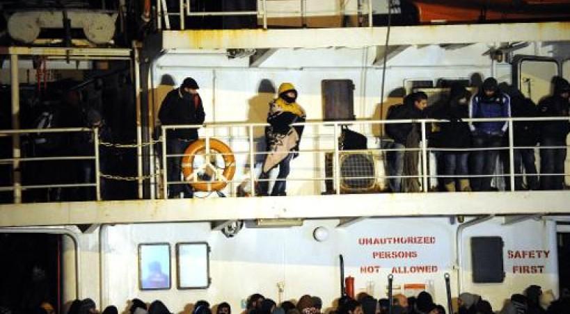 Adriatique quelque 900 migrants sauv s par la marine italienne - Nouvelle demeure caen ...