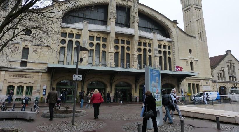 Retour progressif à la normale sur les lignes Rouen-Paris - Tendance Ouest