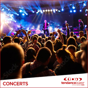 Les concerts avec Tendance Ouest